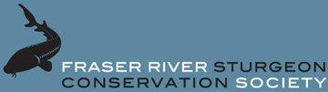 Fraser River Sturgeon Conservation Society Logo